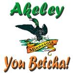 Akeley 'You Betcha' Loon Shop