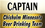 Chisholm Beer Drinking Team Shop