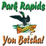 Park Rapids 'You Betcha' Loon Shop