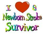 newborn stroke survivor