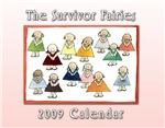 Survivor Fairy Calendars