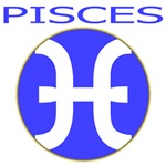 Pisces Zodiac Sign Designs