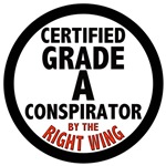 Right Wing Conspiracy T-shirts & Apparel