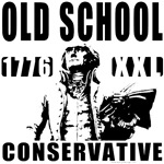 Old School Conservative Thomas Jefferson T-shirt