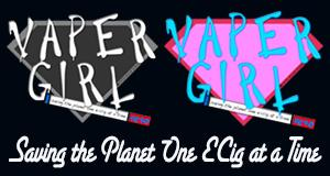 Vaper Girl Hero