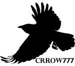 Crrow777 - Black Logo