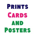 Prints, Cards Posters