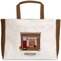 Cobbled Court Tote Bags