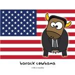 barack cowbama