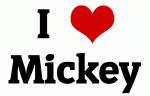 I Love Mickey