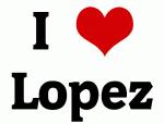 I Love Lopez