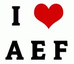 I Love A E F