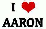 I Love AARON