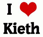 I Love Kieth