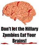 Hillary Zombies