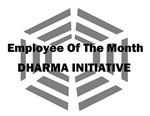Dharma Initiative Employee of the Month
