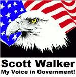 Scott Walker my voice