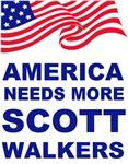 Americas needs more Scott Walkers
