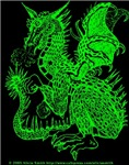 Laughing Green Dragon