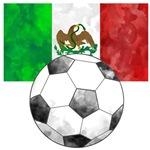 Mexico Soccer Art