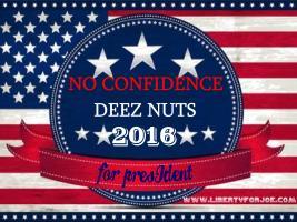 Deez Nuts For Prez