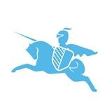 Blue Knight Pony