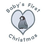 Baby's First XMAS Penguin
