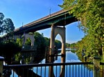 Conway Riverwalk Bridge