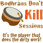 Bodhran Session Kill