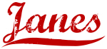 Janes (red vintage)