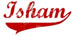 Isham (red vintage)