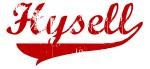 Hysell (red vintage)