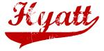 Hyatt (red vintage)