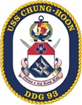 USS Chung-Hoon DDG-93 Navy Ship