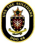 USS The Sullivans DDG 68 US Navy Ship
