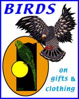 BIRD GIFTS & T-SHIRTS