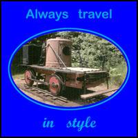 TRAIN T-SHIRTS