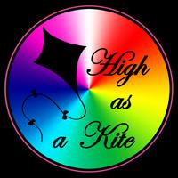HIGH AS A KITE T-SHIRTS & GIFTS