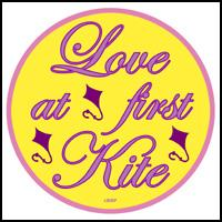 LOVE AT FIRST KITE T-SHIRTS & GIFTS