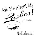 Ask Me About My Lashes