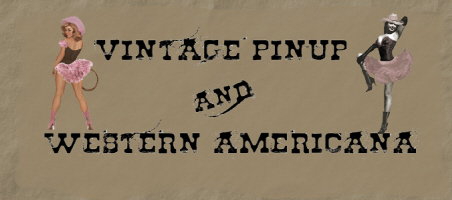 Western Americana and Pinups