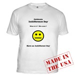 Celebrate Indifference Day