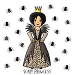 Scary Princess (Black Hair)