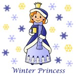 Winter Princess (Red Hair)