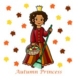 Autumn Princess (Dark Skin)