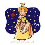 Aries Princess (Red Hair)