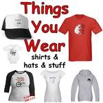 Clothing etc
