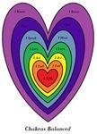 Additional Chakra Balancing Heart Items