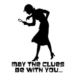 Nancy Drew Clues Be With You