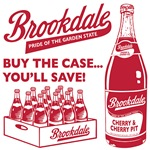 Brookdale Cherry Pit shirts